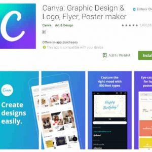 3 Aplikasi HP Android Untuk Membuat Banner Dan Poster
