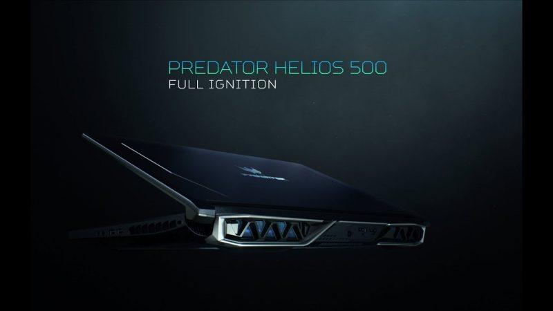Acer Predator Helios 500: Laptop Gaming Terbuas 2019