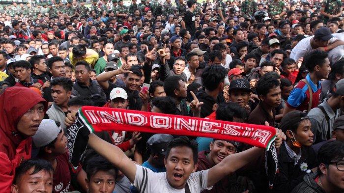 Keseruan Sepak Bola Sebagai Sarana Pemersatu Bangsa