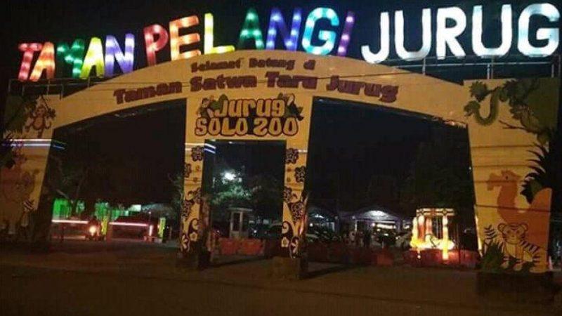 Taman Jurug Menyimpan Sisi Sejarah Keraton Surakarta